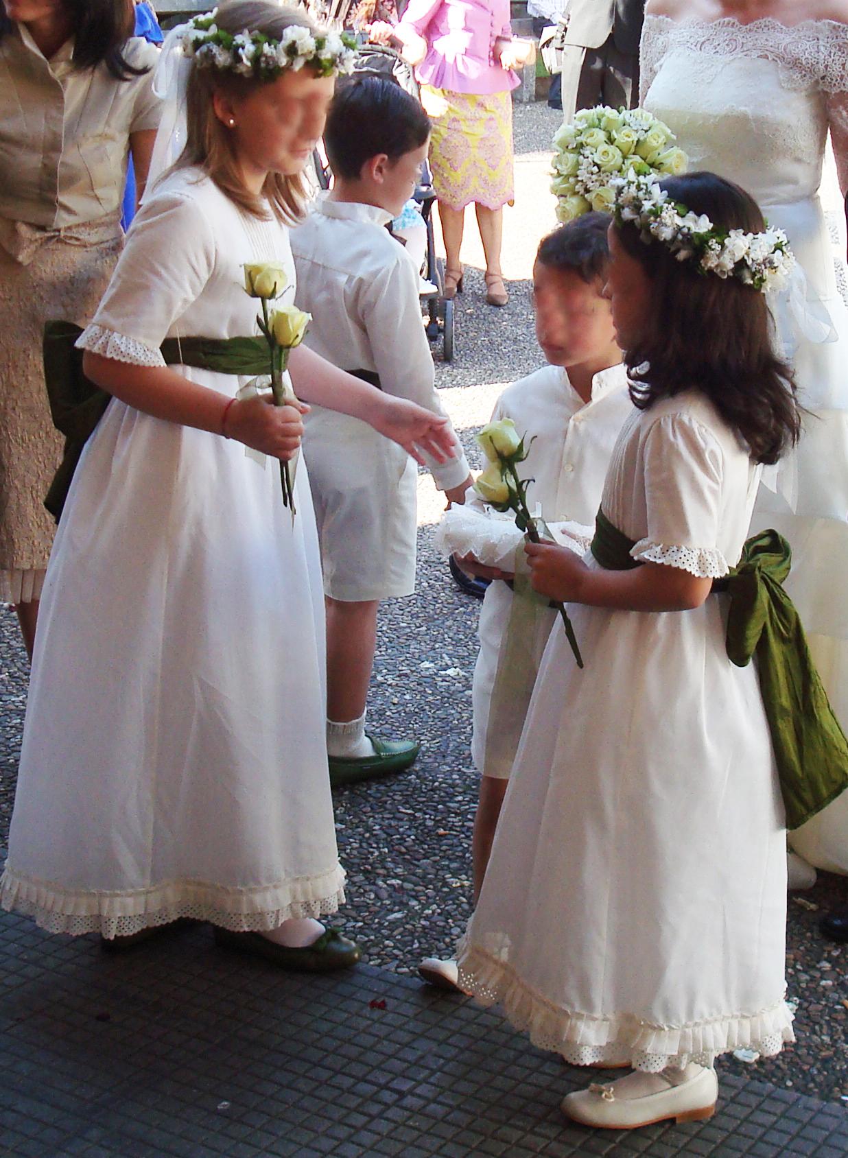 flor detalle boda: