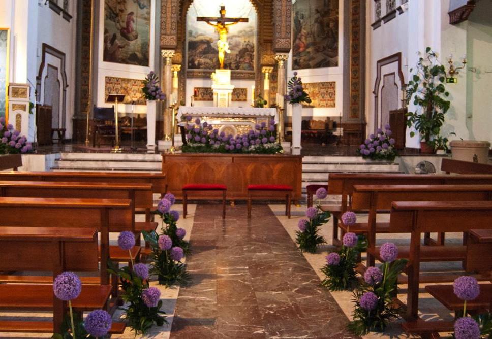 Decoracion iglesia matrimonio - Decoracion matrimonio ...