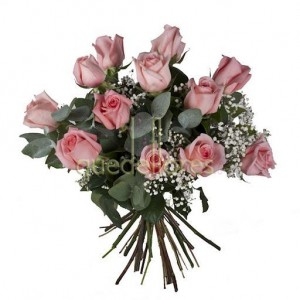 ramo-de-rosas-de-color-rosa