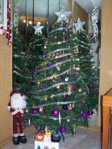 Árbol de navidad ganador