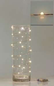 con luces