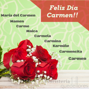 Feliz Da Carmen