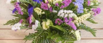 Ramo Siemprevivas Blog Comprar Flores En Madrid Quedeflores Com