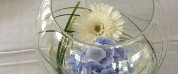 centro de flores de mesa