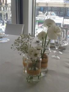 centro flore blancas
