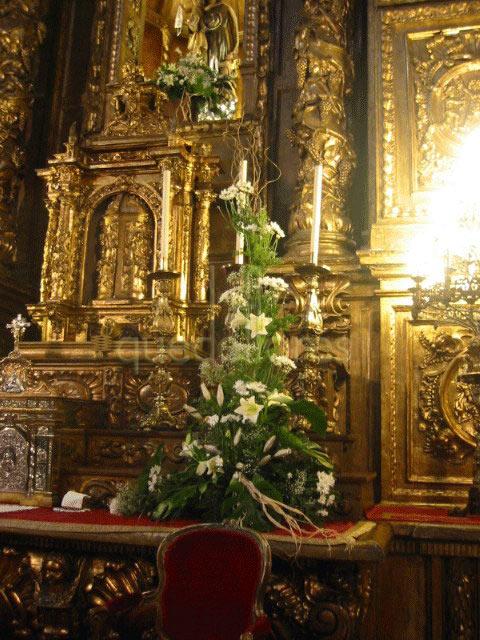 Dcoración iglesia 5