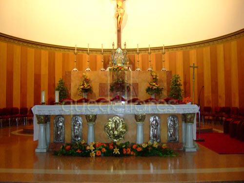 Decoración de iglesia 2