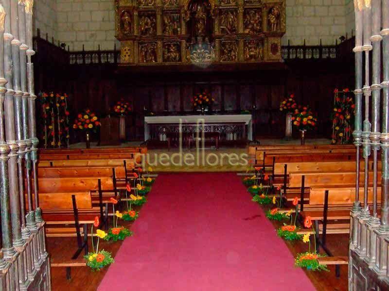 Decoración de iglesia 1