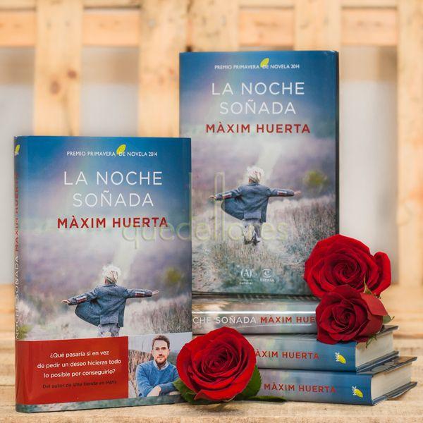 """""""La noche soñada"""" Maxim Huerta"""