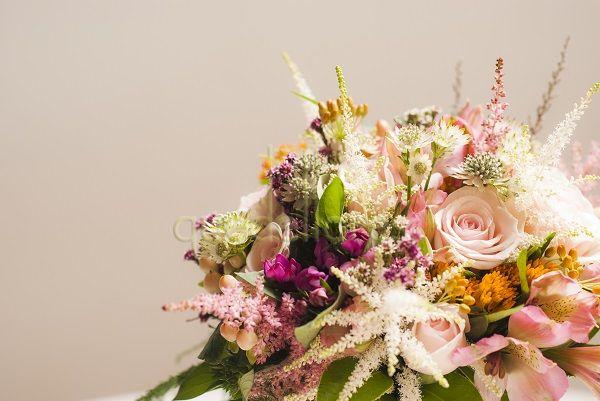 Se asemeja a flores silvestres