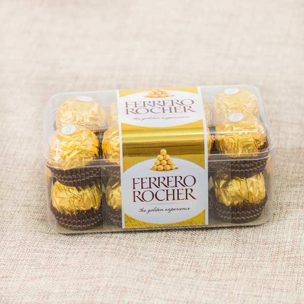 Bombones Ferrero Rocher 200 gr