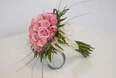 Bouquet de novia Rosas Mini