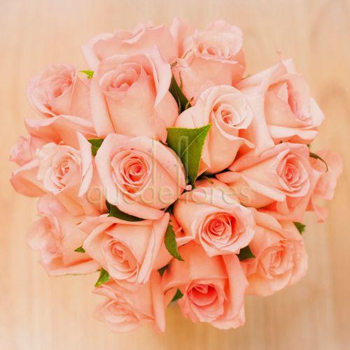 Bouquet de novia Rosado