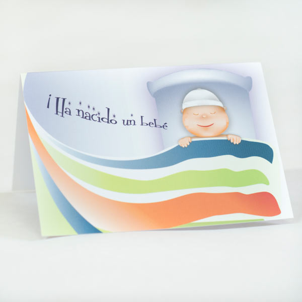 Tarjeta Bebes