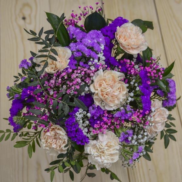 Tarro con Flores